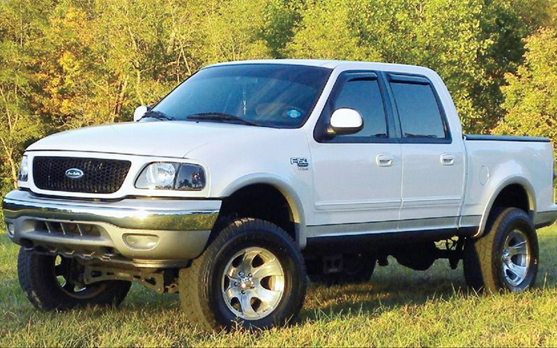 2001 Ford F-150 #12