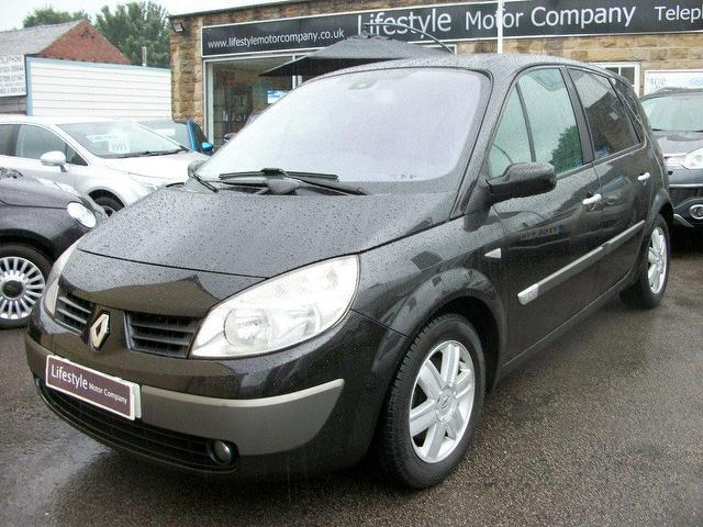 2006 renault scenic photos informations articles. Black Bedroom Furniture Sets. Home Design Ideas