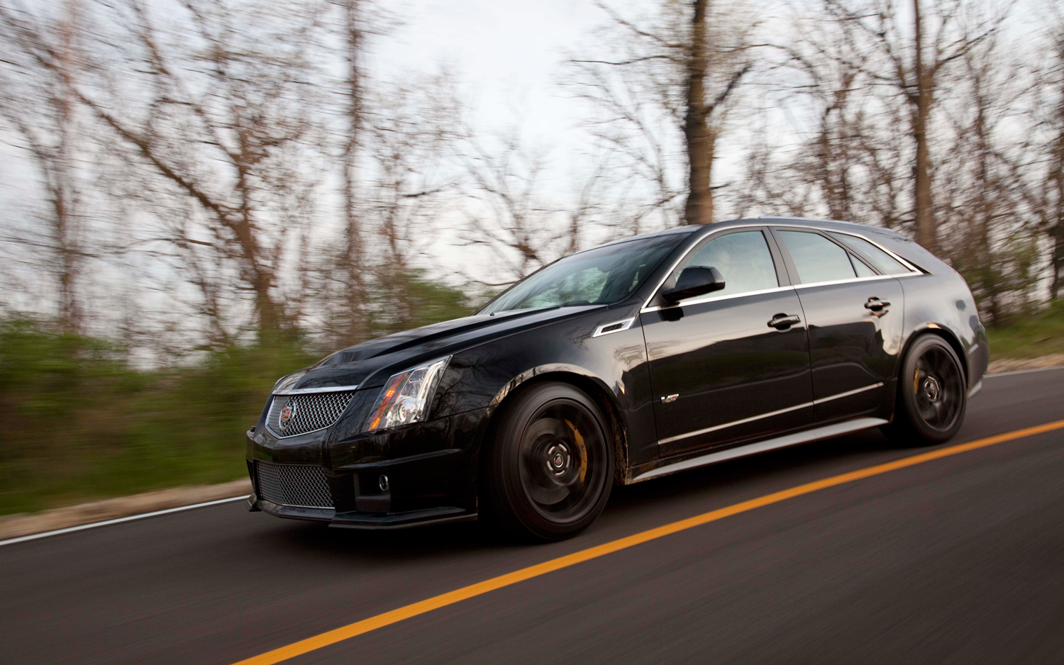 Cadillac Cts V Wagon Photos Informations Articles Bestcarmag Com