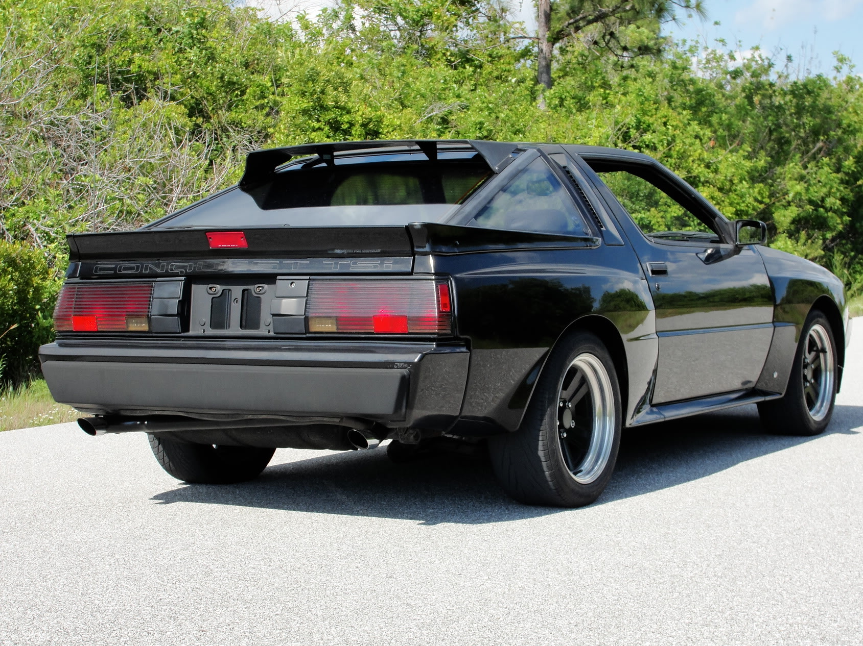 1986 Chrysler Conquest #11