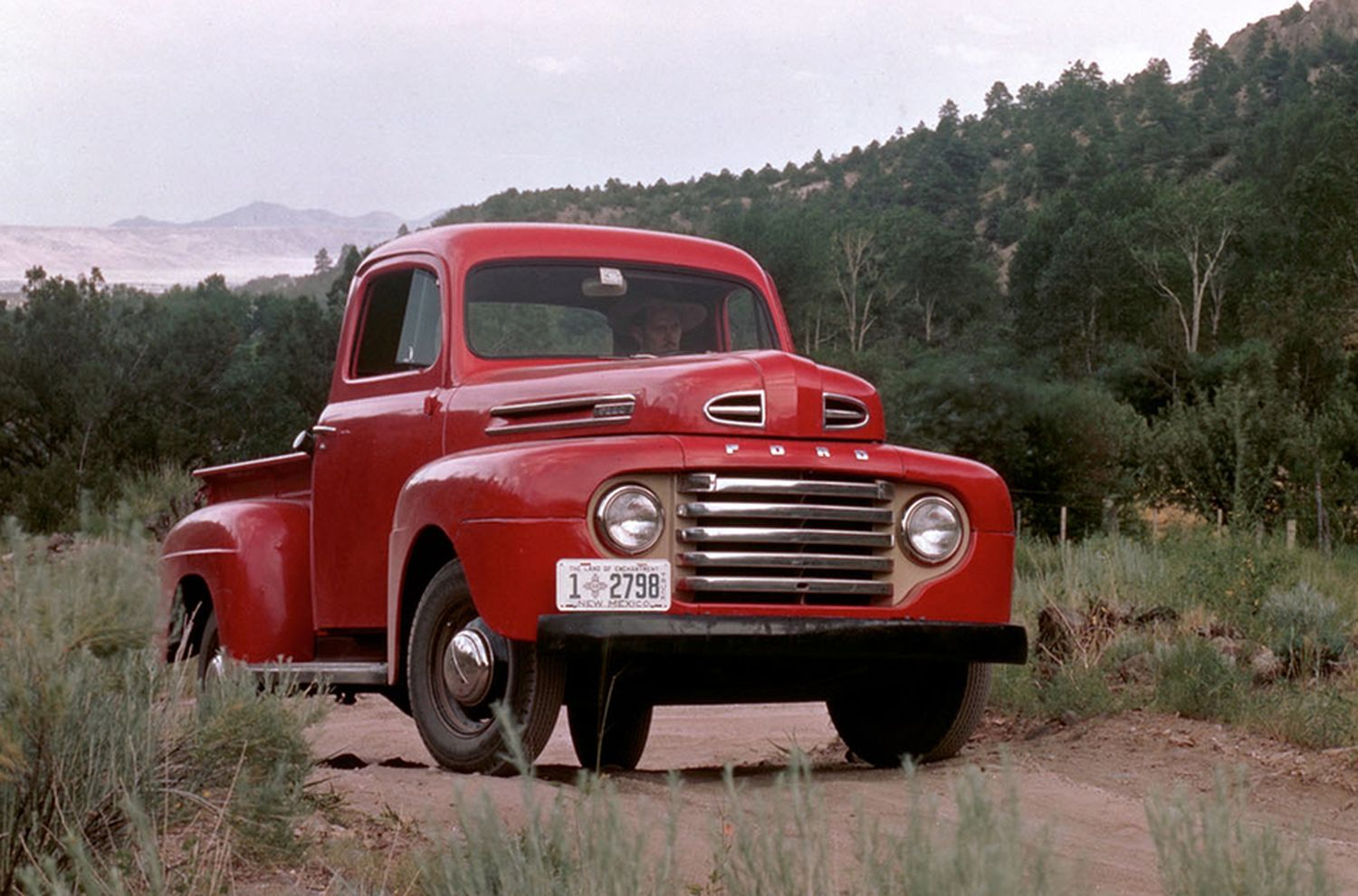 1948 Ford F #4