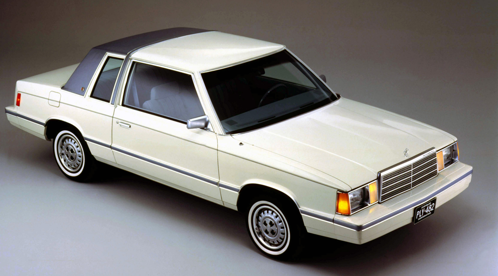 1982 Plymouth Reliant #3