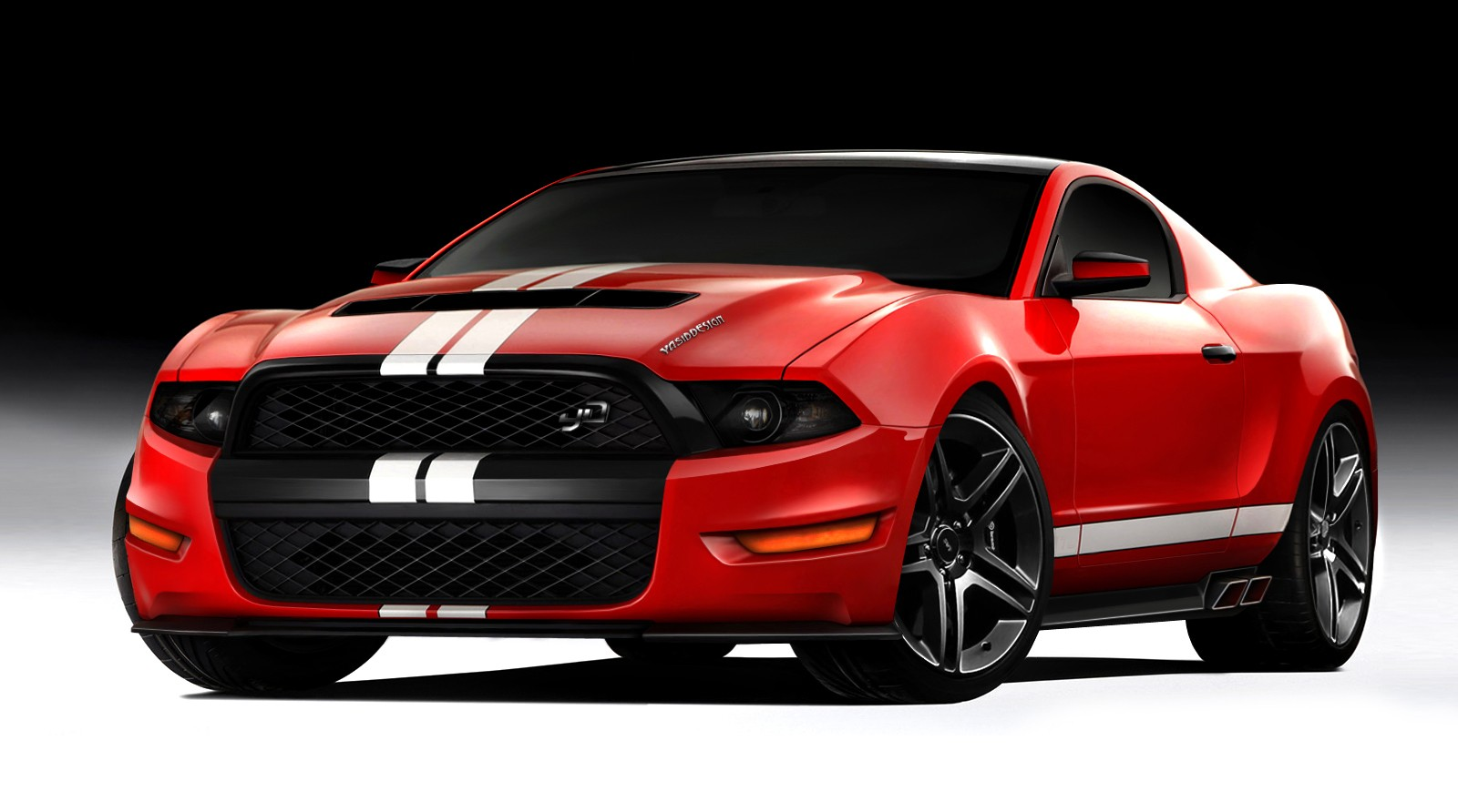 2014 Ford Mustang #5