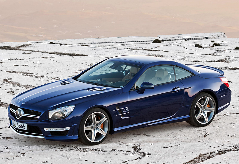 2012 Mercedes Benz SL #15