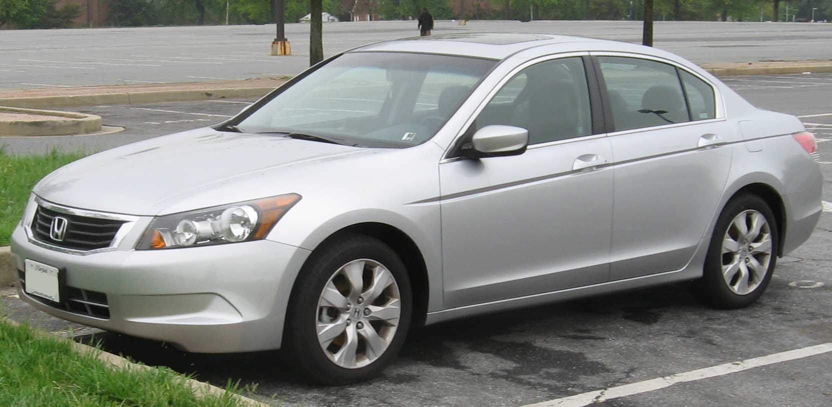 2008 Honda Accord #3
