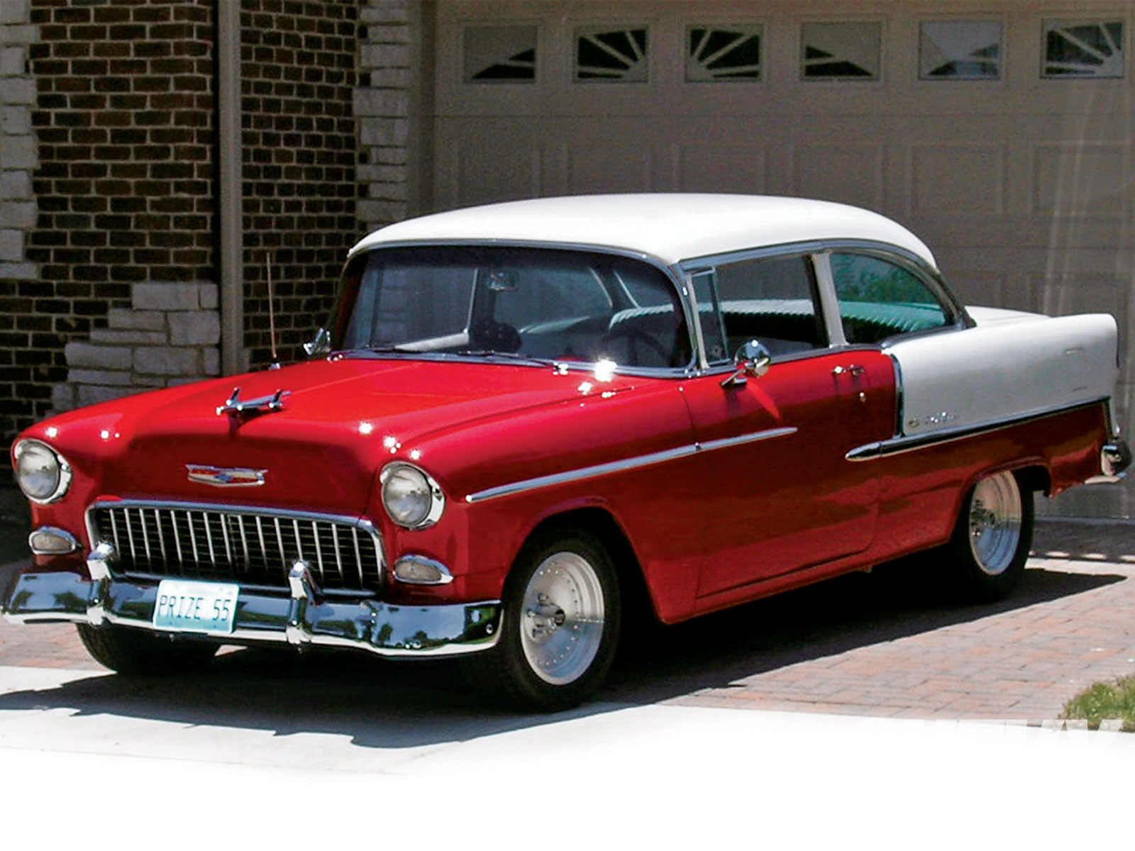 1955 Chevrolet Bel Air #4