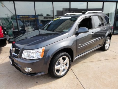 2009 Pontiac Torrent #8