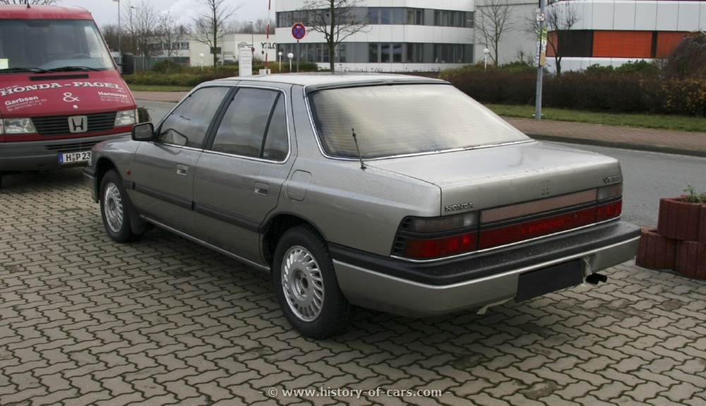 1986 Honda Legend #2