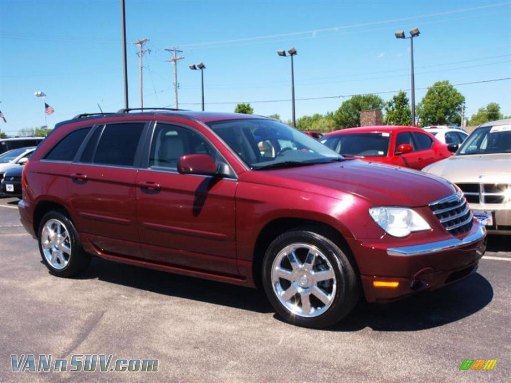 2008 Chrysler Pacifica #4