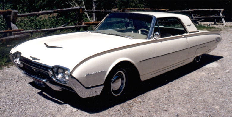 Ford Thunderbird #13