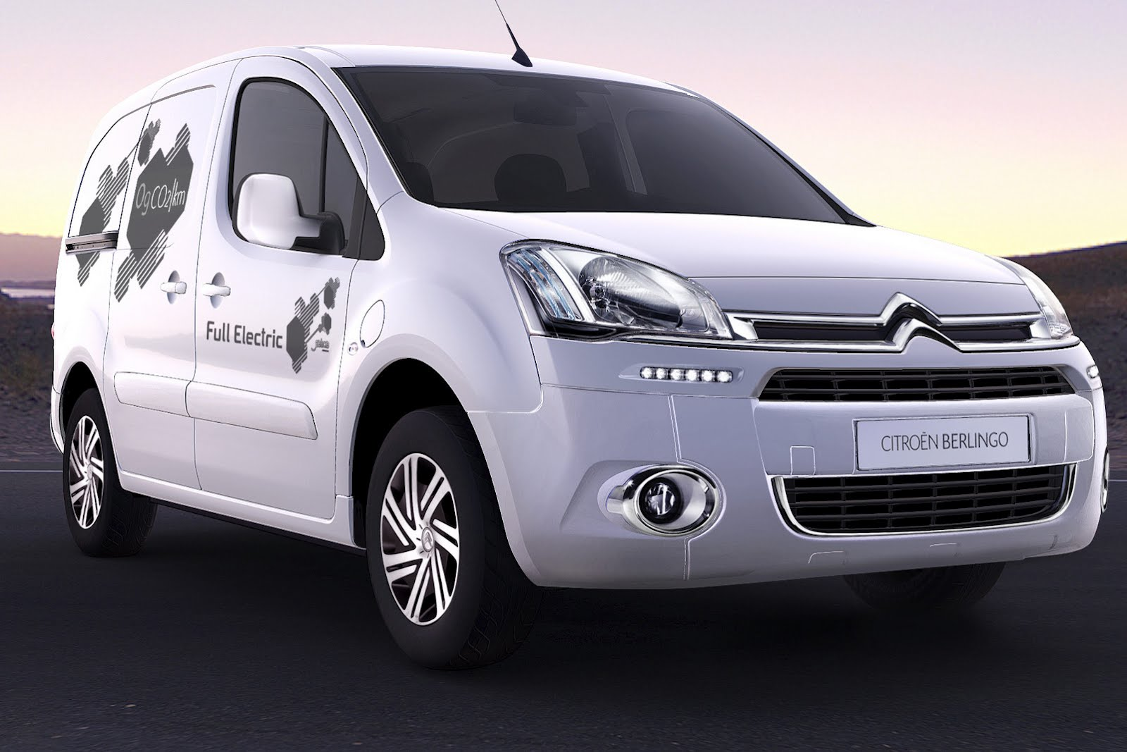 2012 Citroen Berlingo #8