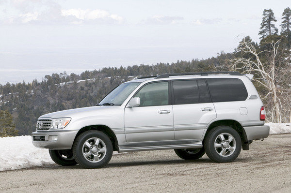 2006 Toyota Land Cruiser #3