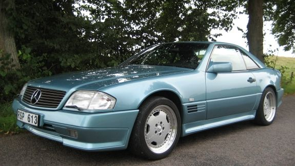 1994 Mercedes-Benz SL #3