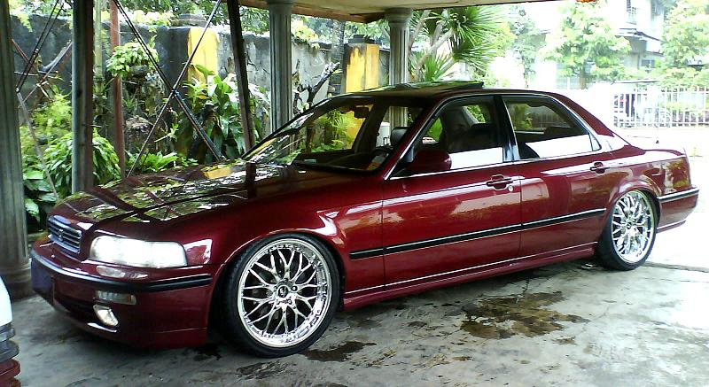 1994 Honda Legend #17