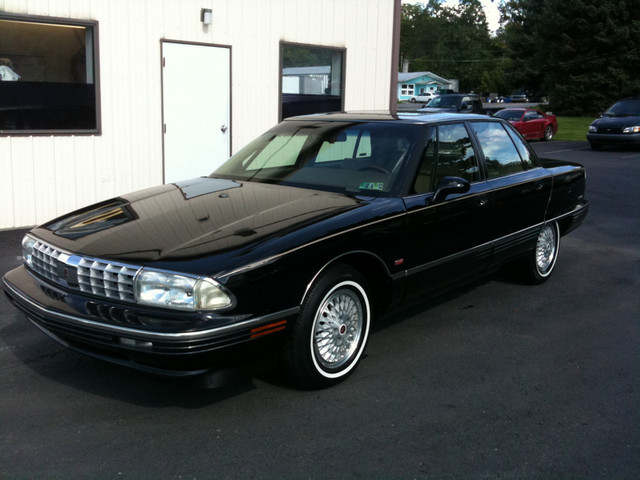 1992 Oldsmobile Ninety-eight #6