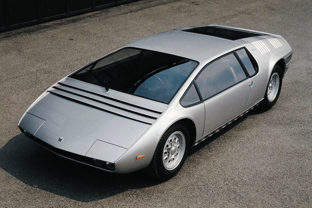 Bizzarrini Manta #4
