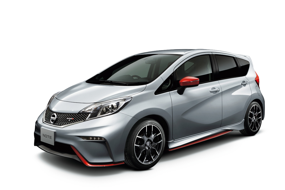 Nissan Note #5