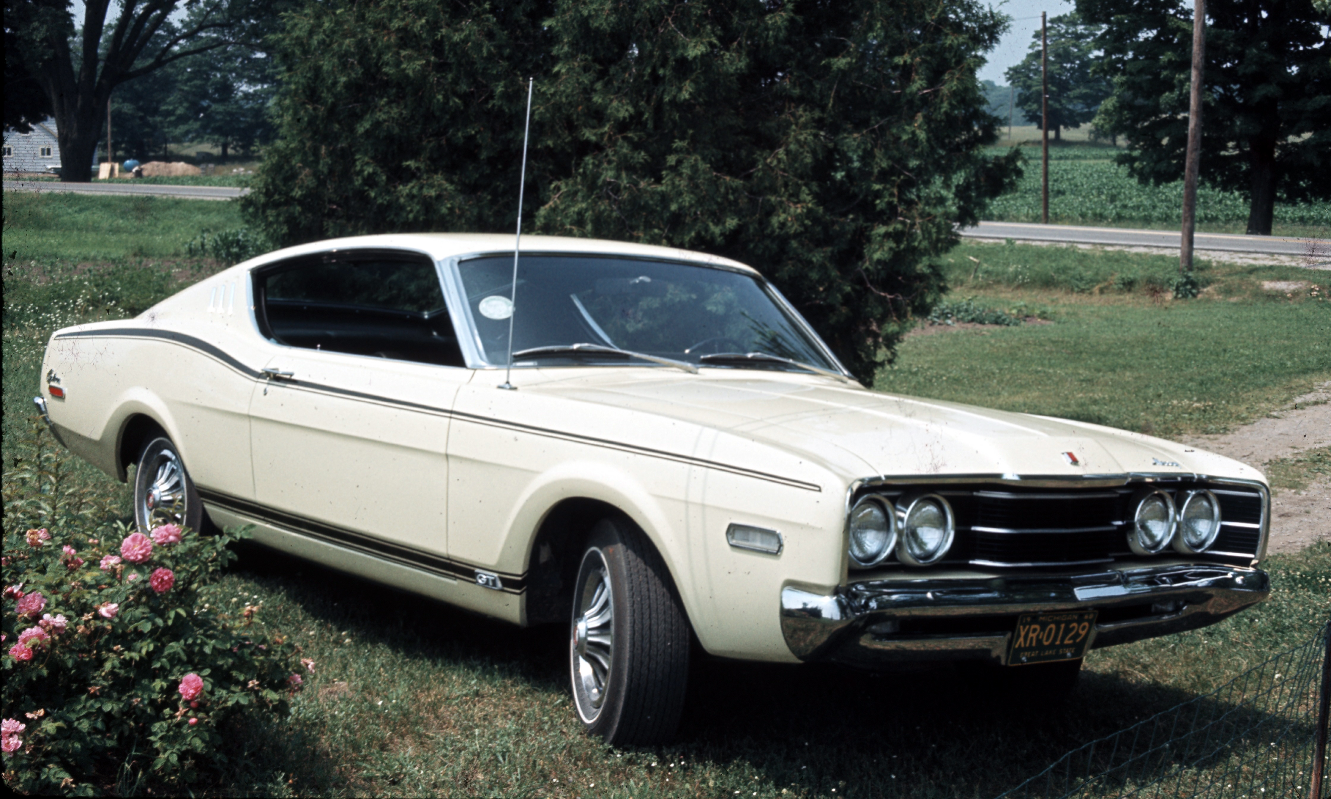 Mercury Cyclone #16