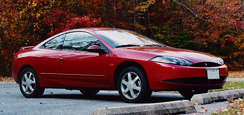 1999 Ford Cougar #7