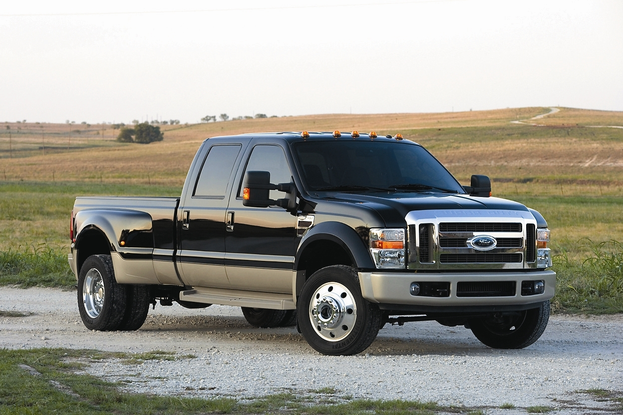 Ford F-350 #2