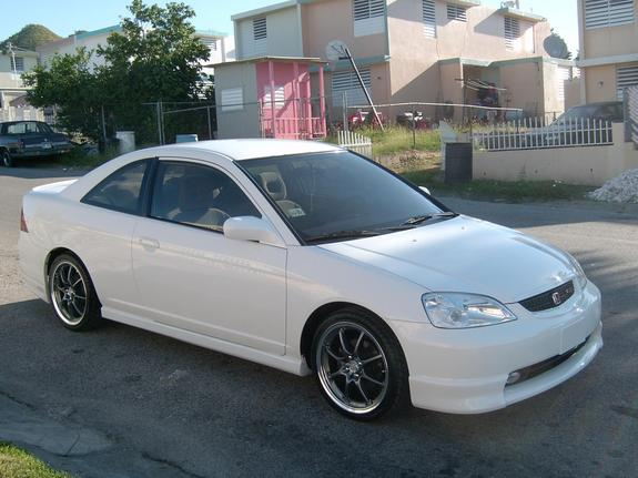 2001 Honda Civic #3