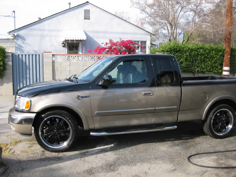 Ford F-150 Heritage #6
