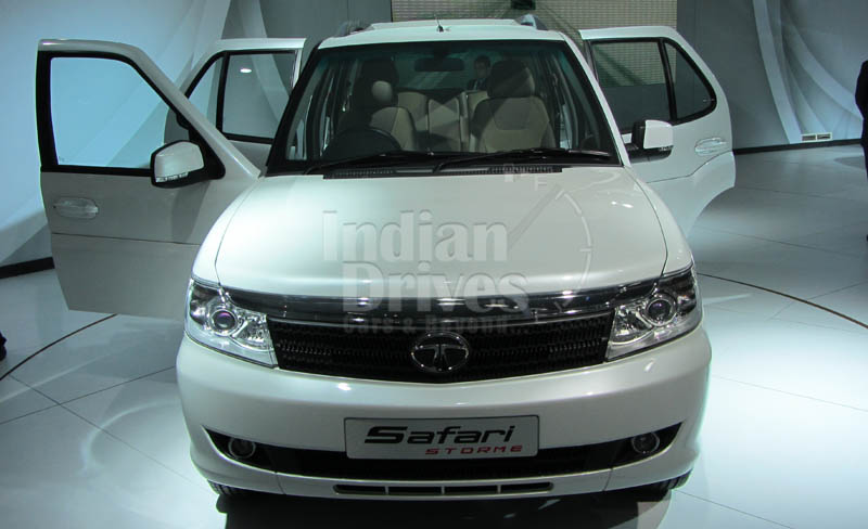 2012 Tata Safari #15
