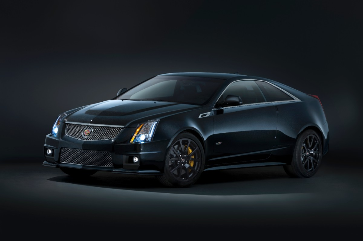 2013 Cadillac Cts-v Coupe #4