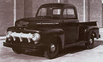 1948 Ford F #10