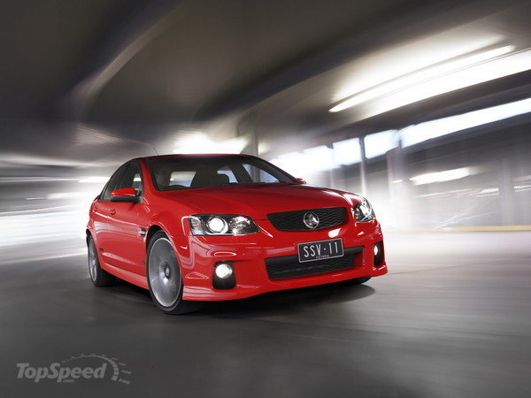 2011 Holden Commodore #13
