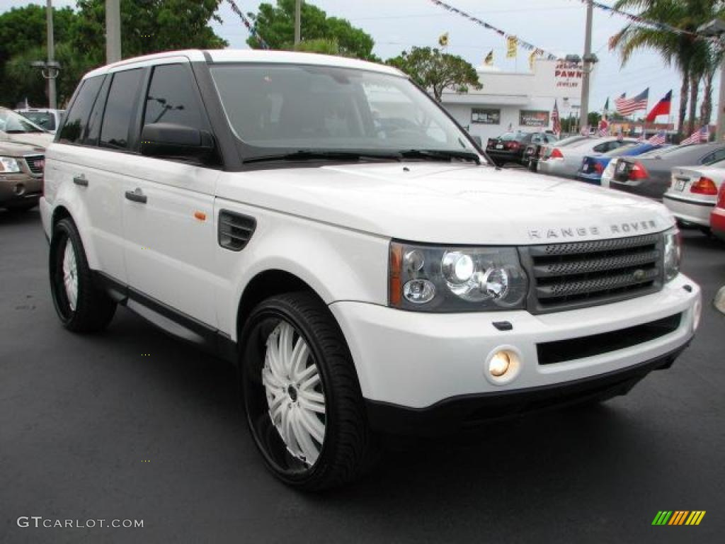2007 land rover range rover sport photos informations articles. Black Bedroom Furniture Sets. Home Design Ideas