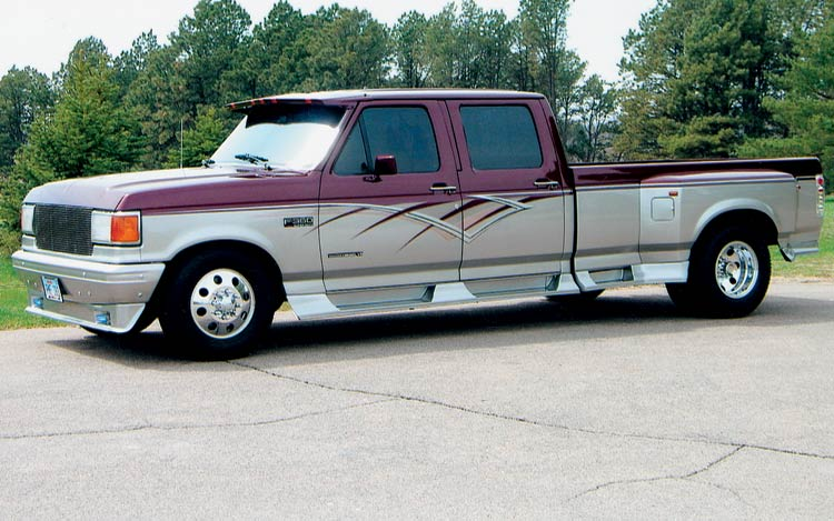1991 Ford F-350 #14