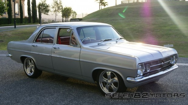 1967 Holden HR #5