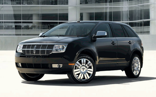 2009 Lincoln Mkx #2