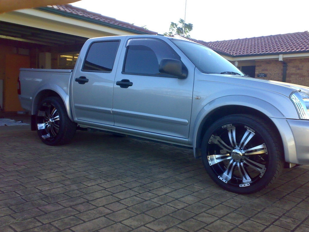 2004 Holden Rodeo #8