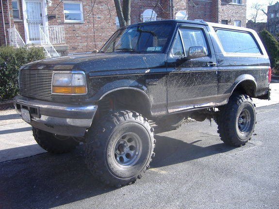 1994 Ford Bronco #14