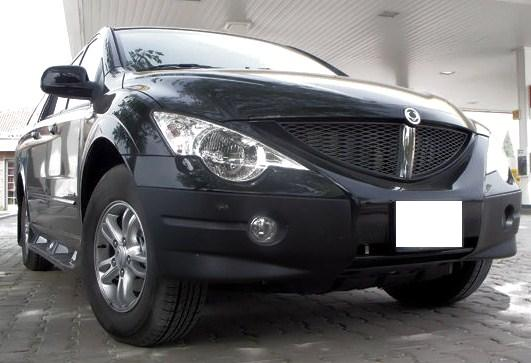 2010 Ssangyong Actyon #17
