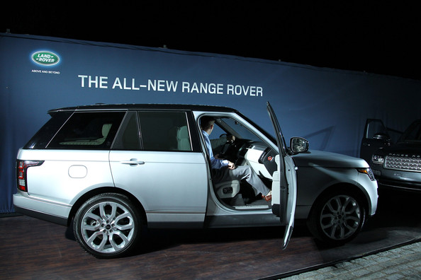 Land Rover ALL-NEW Range Rover #13