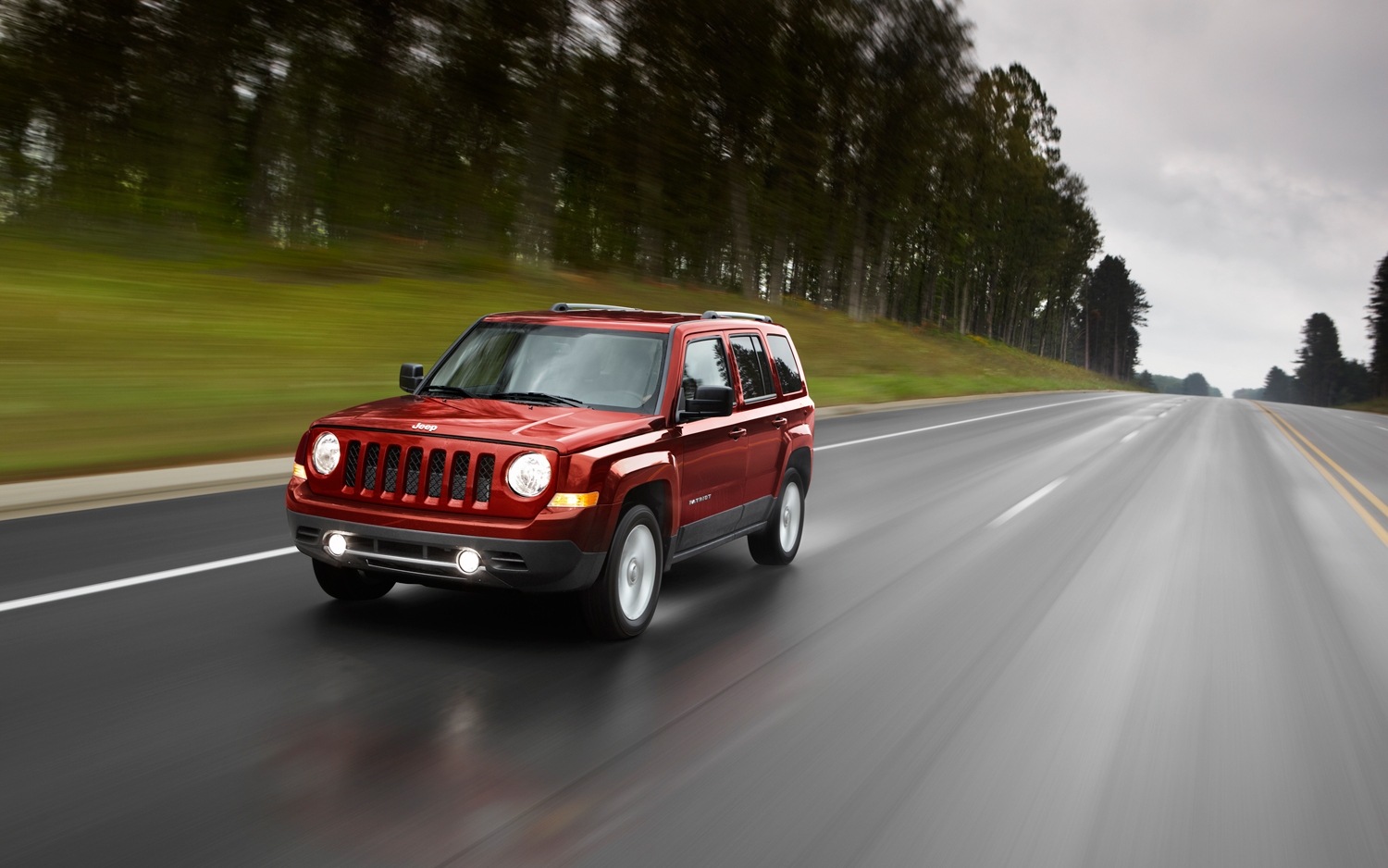 2012 Jeep Patriot #14