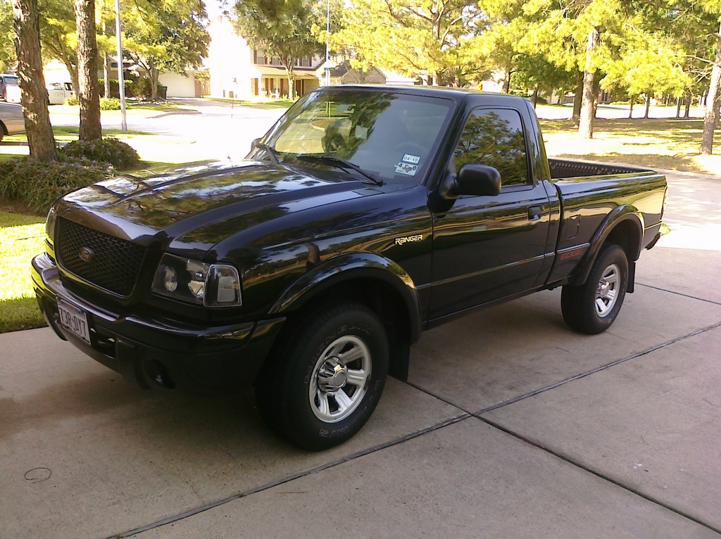 2001 Ford Ranger Photos, Informations, Articles
