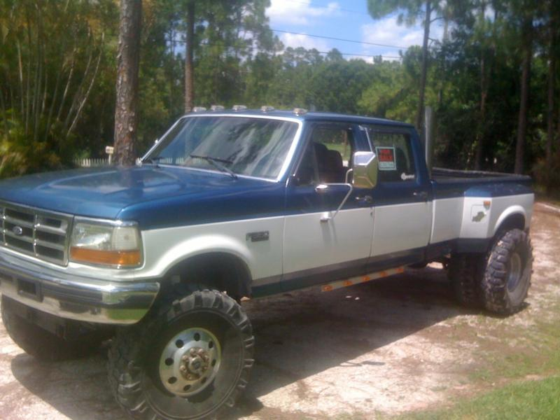1993 Ford F-350 #11