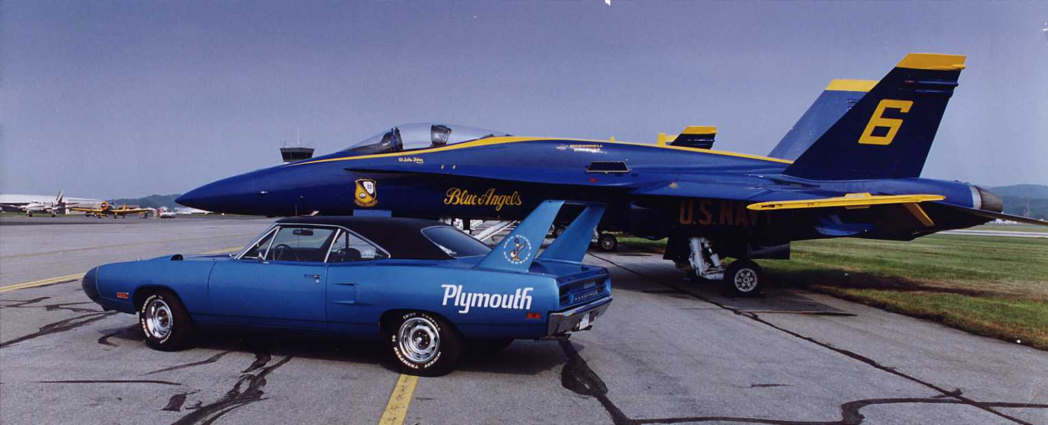 Plymouth  #7