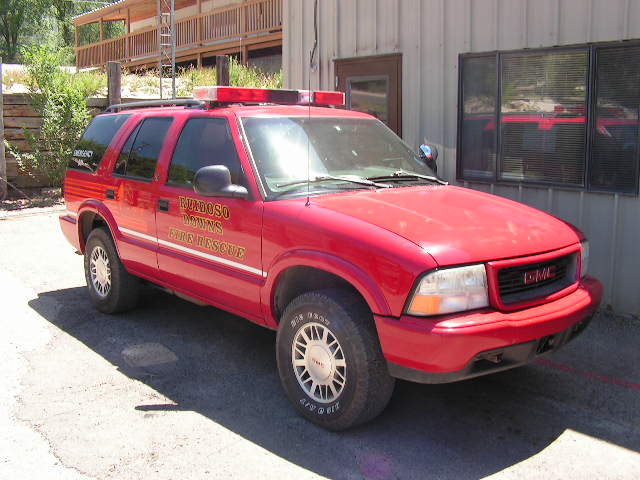 1998 GMC Jimmy #10