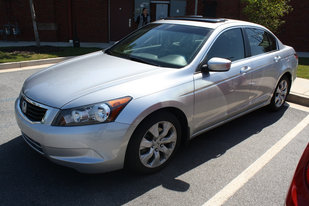 2008 Honda Accord #10