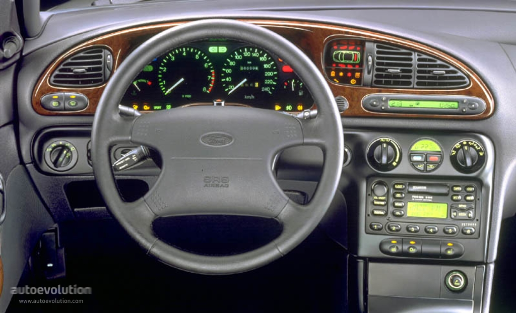 2000 Ford Mondeo #4