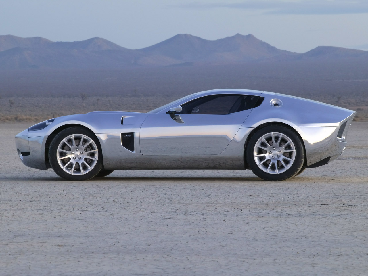Ford Shelby GR-1 Concept #2