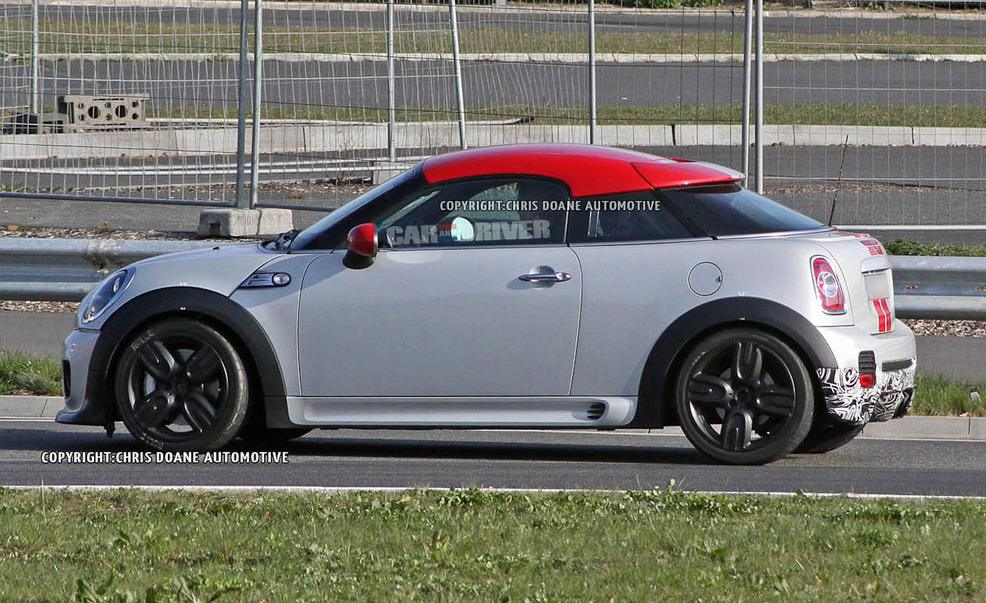 2013 Mini Cooper Coupe #5
