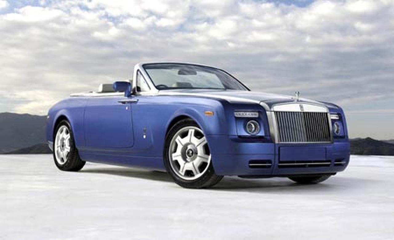 2008 Rolls royce Phantom Drophead Coupe #1