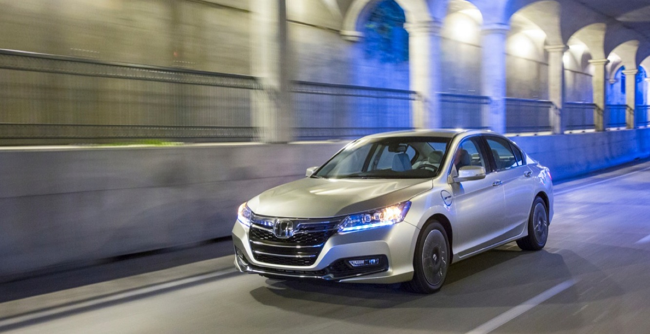Honda Accord Plug-in Hybrid #5