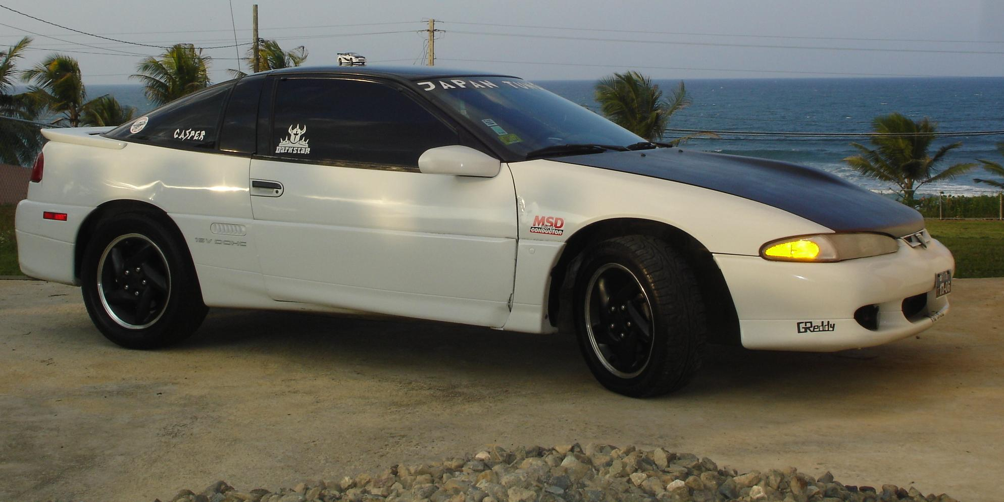 1994 Eagle Talon #2